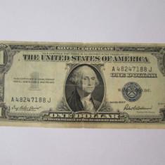 USA/SUA 1 Dollar 1935 - bancnota america