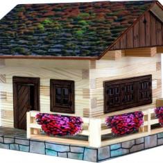 Cabana Alpina - Walachia - Set de constructie