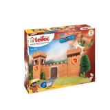 Set De Constructie Din Caramizi - Castelul Regelui - Teifoc