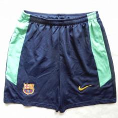 Bermude Nike FCB; marime S: 62-96 cm talie elastica, 42 cm lungime; impecabili - Bermude barbati, Marime: S, Culoare: Din imagine