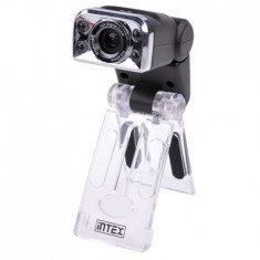 CAMERA WEB ROBO 500K INTEX - Webcam