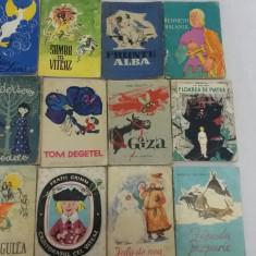 LOT 12 CĂRȚI COLECȚIA TRAISTA CU POVEȘTI - Carte de povesti