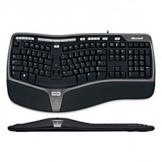 Tastatura Microsoft Natural Ergonomic Keyboard 4000 USB Black