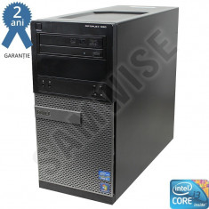 DELL 390 MT, Intel Core i3 2120 3.3GHz, 4GB DDR3, 500GB, Video HD Graphics, DVD - Sisteme desktop fara monitor Dell, Peste 3000 Mhz, 500-999 GB, Socket: 1155