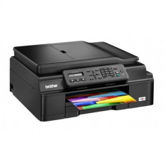 Multifunctionala Brother MFC-J200, A4, Inkjet Color, Fax, Wireless