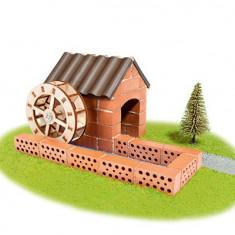 Set De Constructie Din Caramizi - Moara De Apa - Teifoc