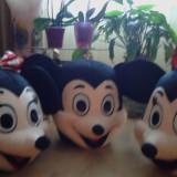 Mascote Mickey și Minnie mouse Disney