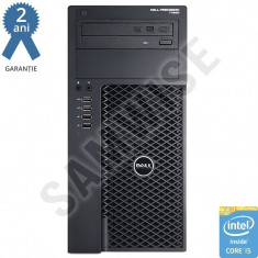 Dell Precision T1650 MT Intel Core i5 3470 3.2GHz 8GB DDR3 1TB Video HD DVD - Sisteme desktop fara monitor Dell, Peste 3000 Mhz, 1-1.9 TB, Socket: 1155