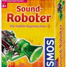 Experimente Pentru Acasa, Robot - Vehicul Cu Claxon - Kosmos - Jocuri Logica si inteligenta