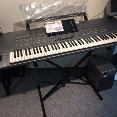 Yamaha C3 Grand Piano/Yamaha Tyros 5 Keyboards