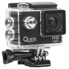 CAMERA SPORT / DVR SUPREME FULL HD QUER - Camera Video Actiune Quer, Card de memorie