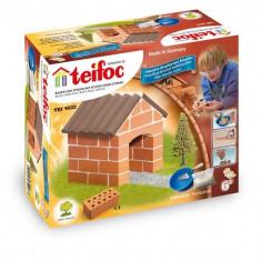 Set de constructie TEIFOC Din Caramizi - Cusca