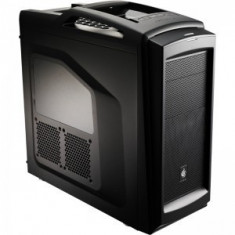 Carcasa Cooler Master Scout 2 Advanced Midnight Black - Carcasa PC