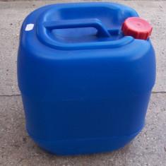 Canistra plastic 20 l - Canistra Benzina