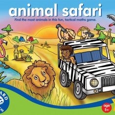 Joc Educativ - Safari - Orchard Toys (080) - Jocuri Logica si inteligenta