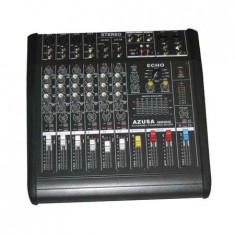 MIXER + AMPLIF PMQ2108 2X240W - Mixere DJ