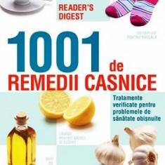 1001edii casnice de rem. Tratamente verificate pentru problemele de sanatate obisnuite - Carte Medicina alternativa
