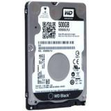 Hard disk notebook WD Black 500GB SATA-III 7200RPM 32MB cache 7 mm - HDD laptop Western Digital