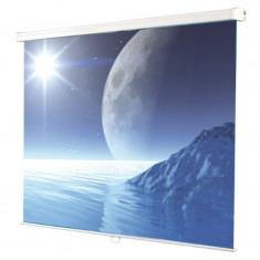 Ecran de proiectie LIGRA Ecoroll 1:1 150 x 150 cm