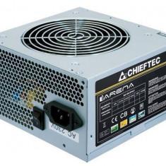 Sursa Chieftec iARENA 500W, PCI-E 6+2 x1, SATA x3, MOLEX x2 [Bulk] - Sursa PC