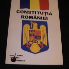 CONSTITUTIA ROMANIEI-EDITURA STEAUA NORDULUI- - Carte Drept constitutional