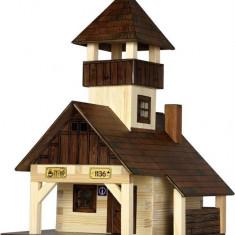 Cabana Turistica - Set de constructie Walachia