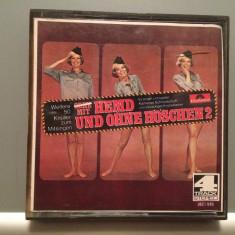 Banda Magnetofon Inregistrata - Oficial !! - WITH SHIRT...- 1969/POLYDOR/RFG/RAR
