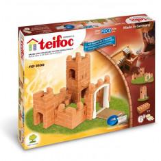 Set de constructie TEIFOC Din Caramizi - Castel Mic