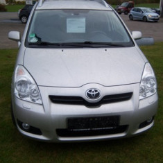 Toyota Sports Van, An Fabricatie: 2005, Motorina/Diesel, 255000 km, 2000 cmc, COROLLA VERSO