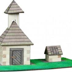 Clopotnita Si Fantana - Walachia - Set de constructie