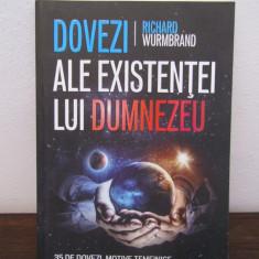 Dovezi ale existentei Lui Dumnezeu - Richard Wurmbrand - Carte dezvoltare personala