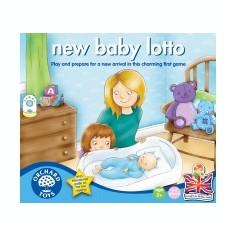 Joc Educativ Loto - Un Nou Membru In Familie - Orchard Toys (045) - Jocuri Logica si inteligenta