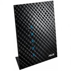 Router wireless ASUS RT-N14U, Wireless N 300 Mbps, 4 x LAN, 1 x USB, Port USB, Porturi LAN: 4