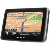 Navigator GPS Serioux Urban Pilot 4.3 inch cu harta Full Europe