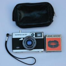 Camera foto de colectie OLYMPUS 35 EC E. ZUIKO plus LENS HOOD for Olympus - Aparat de Colectie