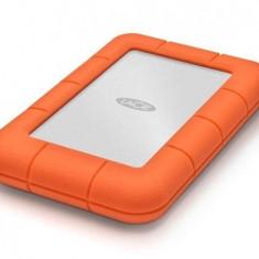 LaCie LaCie Rugged Mini, 2 TB, 2, 5'' USB3.0, 5400RPM, resistent la soc - HDD extern Lacie, 2-4 TB, 2.5 inch