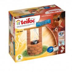 Set de constructie TEIFOC Din Caramizi - Fantana