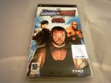 WWE Smack Down vs Raw 2008, PSP, original, alte sute de jocuri!, Sporturi, 16+, Single player, Thq