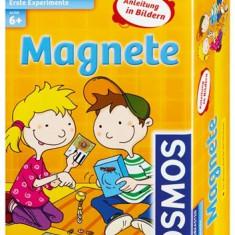 Primele Experimente - Magnetii - Kosmos