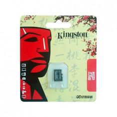 MICRO SD CARD 4GB FARA ADAPTOR SD KINGSTON - Secure digital (SD) card
