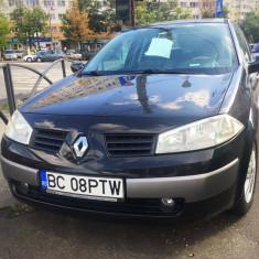 Renault Megane II 15DCI 2005 Negru Full Options, Motorina/Diesel, 208000 km, 1461 cmc