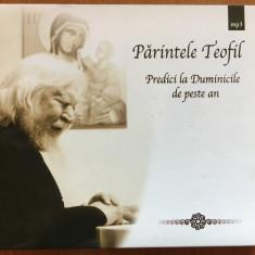 CD PARINTELE TEOFIL - PREDICI LA DUMINICILE DE PESTE AN - Muzica Corala