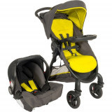 Carucior FastAction Fold 2.0 TS Sport Lime, Graco