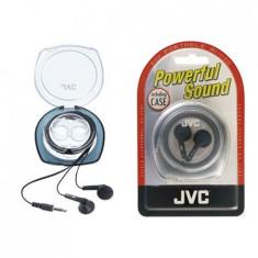 CASTI AUDIO JVC HA-F10C, Casti In Ear