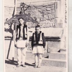 bnk foto Copii in costume populare - anii `60