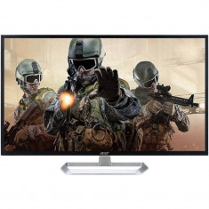 Monitor LED Gaming Acer EB321HQWD 31.5 inch 4ms White, Mai mare de 27 inch, DisplayPort, 1920 x 1080