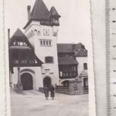 bnk foto - Sinaia - Pelisor - anii `40