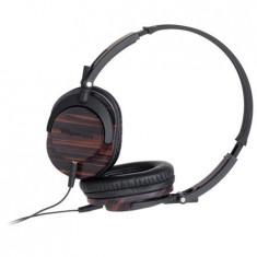 CASTI ABANOS KRUGER&MATZ, Casti Over Ear, Cu fir, Mufa 3, 5mm
