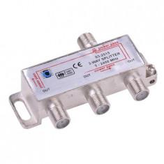 SPLITTER 3 CAI POWER PASS 5-2450 MHZ - Antena