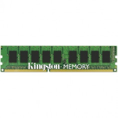 Memorie server Kingston DIMM 8192MB 1333MHz CL9 TS Intel